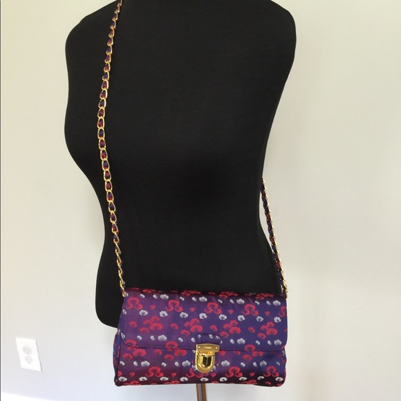 71f7b7c3f036 Prada Bags | Donna Floral Print Shoulder Or Crossbody Bag | Poshmark